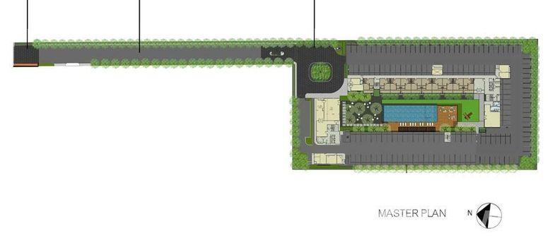 Master Plan of iCondo Green Space Sukhumvit 77 - Photo 1