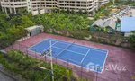 Tennis Court at Wongamat Privacy
