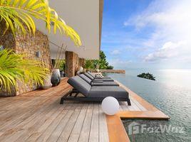 4 ห้องนอน วิลล่า ขาย ใน ตลิ่งงาม, เกาะสมุย Ultimate luxury Villa with the Sea View in Taling Ngam