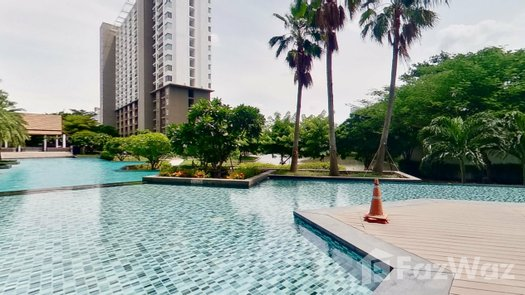 3D Walkthrough of the 游泳池 at The Parkland Srinakarin Lakeside