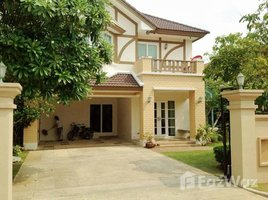 4 Bedrooms House for sale in Tha Raeng, Bangkok Laddarom Watcharapol