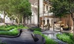 Communal Garden Area at The Crest Park Residences