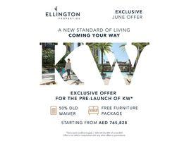 1 Bedroom Apartment for sale in , Dubai Wilton Park Residences