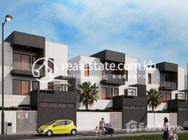 5 Bedrooms Villa for rent in Srah Chak, Phnom Penh Residence 90
