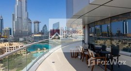 Available Units at The Address Residence Fountain Views Sky Collection 2