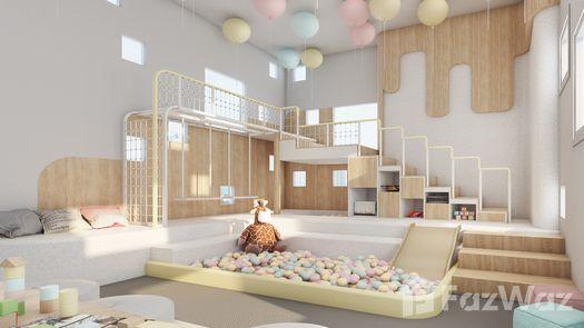 Photos 1 of the Indoor Kids Zone at Once Pattaya Condominium