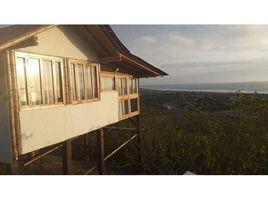 Santa Elena Manglaralto Beautiful cabin with panoramic view, meters from the ocean, Rio Chico, Santa Elena 1 卧室 房产 租
