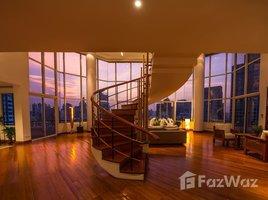 曼谷 Khlong Tan Nuea Moon Tower 5 卧室 顶层公寓 租