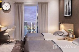 Apartment with 2 Bedrooms and 2 Bathrooms is available for sale in Dubai, United Arab Emirates at the Azizi Star development