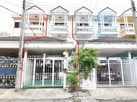 4 Bedrooms Townhouse for sale in Phlapphla, Bangkok Townhouse 3 storeys for sale