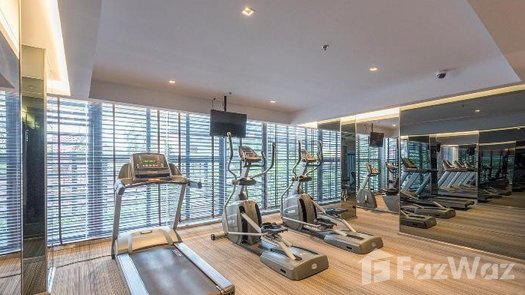 Photos 1 of the Communal Gym at Aspire Sathorn-Thapra