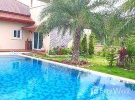 4 Bedrooms Villa for sale in Sam Roi Yot, Hua Hin Luxury Pool Villa At Sam Roi Yod