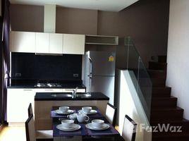 2 Bedrooms Condo for rent in Yan Nawa, Bangkok Fuse Chan - Sathorn