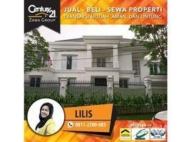 5 Bedrooms House for sale in Kebayoran Lama, Jakarta Jl. Alam Asri, Pondok Pinang, Kebayoran Lama, Jakarta Selatan, DKI Jakarta, Jakarta Selatan, DKI Jakarta