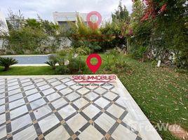 Rabat Sale Zemmour Zaer Na Yacoub El Mansour Location villa à Hay Riad 6 卧室 别墅 租
