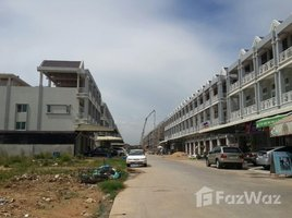 金边 Phnom Penh Thmei Other-KH-75881 4 卧室 联排别墅 租