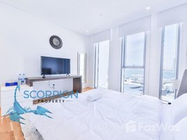 2 Bedrooms Apartment for rent in Bluewaters Residences, Dubai Apartment Building 7