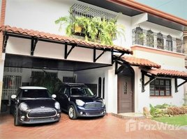 Panama Bella Vista CALLE LAS HORTENSIAS #3, Panamá, Panamá 4 卧室 屋 租