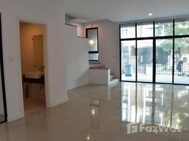 3 Bedrooms Townhouse for sale in Bang Khen, Nonthaburi Flora Wongsawang
