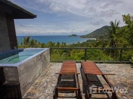 素叻 Ko Tao Blue View Villa - Sairee Beach 3 卧室 屋 售