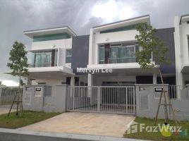 Johor Pulai Iskandar Puteri (Nusajaya) 4 卧室 联排别墅 租