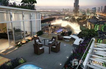 The Address Residence Fountain Views Sky Collection 2 in The Address Residence Fountain Views, Dubai