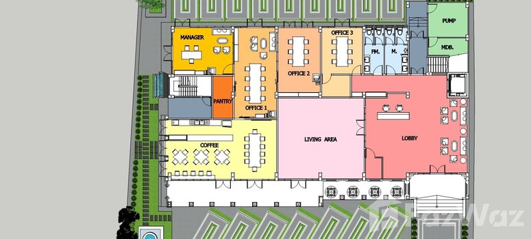 Master Plan of Glory Boutique Suites - Photo 1