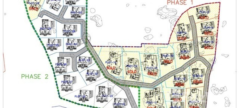 Master Plan of Lux Neo - Photo 1
