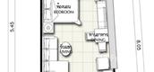 Unit Floor Plans of Supalai River Place