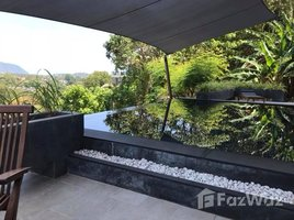 3 Bedrooms Villa for sale in Rawai, Phuket Tropical Villa With Sea And Mountain View