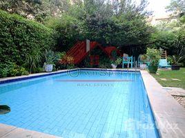 Cairo Penthouse with shared pool 4 rent in maadi sarayat 2 卧室 顶层公寓 租