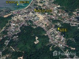 N/A Land for sale in Kamala, Phuket Land For Sale 3 Rai