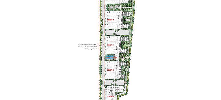 Master Plan of Lumpini Mega City Bangna - Photo 1