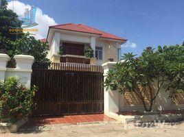 4 Bedrooms Villa for sale in Khmuonh, Phnom Penh Nice Villa For Sale at Phnom Penh Thmey, 14m x 40m, $750,000 ផ្ទះវីឡាសំរាប់លក់នៅភ្នំពេញថ្មី, ១៤ម៉ែត្រ x ៤០ម៉ែត្រ, ៧៥០,០០០ដុល្លា
