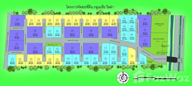 Master Plan of Plumeria Villa Hua Hin - Photo 1