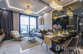 2 bedroom Penthouse for sale at HT Pearl in Binh Duong, Vietnam