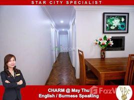 ဗိုလ်တထောင်, ရန်ကုန်တိုင်းဒေသကြီး 3 Bedroom Condo for rent in Star City Thanlyin, Yangon တွင် 3 အိပ်ခန်းများ အိမ်ခြံမြေ ငှားရန်အတွက်