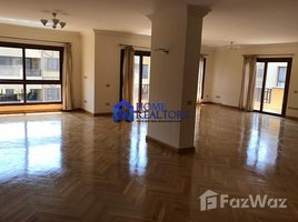 Cairo Penthouse With Pool For Rent In Maadi Sarayat 4 卧室 顶层公寓 租
