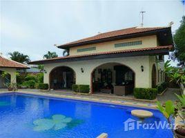 6 ห้องนอน บ้าน ขาย ใน ห้วยใหญ่, พัทยา Bang Saray Large Resort Style Pool Villa