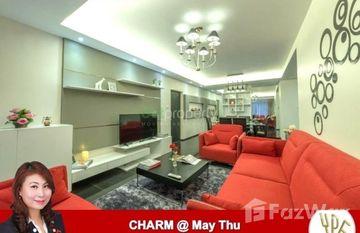 3 Bedroom Condo for rent in Star City Thanlyin, Yangon in ဗိုလ်တထောင်, ရန်ကုန်တိုင်းဒေသကြီး