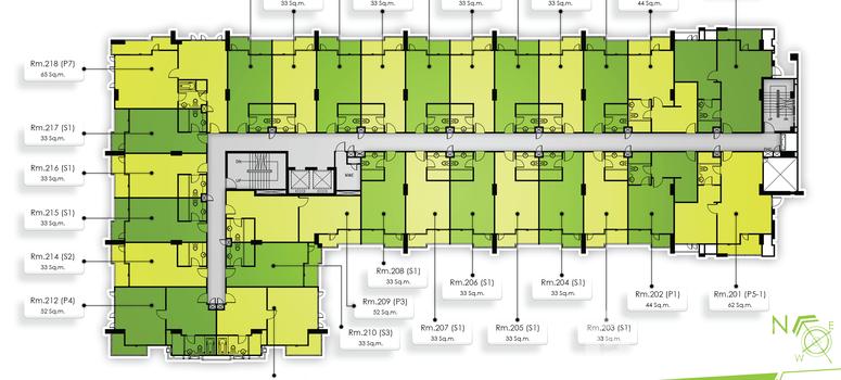 Master Plan of Punna Residence Oasis 1 - Photo 1