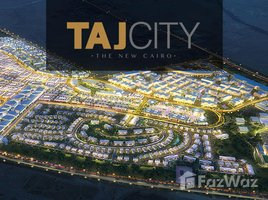 3 Bedrooms Apartment for sale in The 5th Settlement, Cairo Taj City