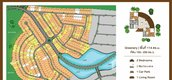 Master Plan of Pattaya Country Club Home & Residence