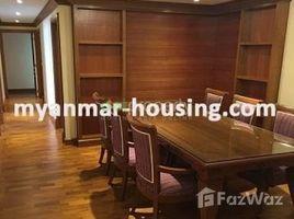 သန်လျင်မြို့, ရန်ကုန်တိုင်းဒေသကြီး 3 Bedroom Condo for rent in Thanlyin, Yangon တွင် 3 အိပ်ခန်းများ ကွန်ဒို ငှားရန်အတွက်