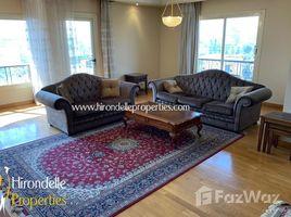 Cairo Neat Sunny Apartment 4 Rent In Maadi Sarayat 3 卧室 房产 租