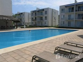 2 Habitaciones Apartamento en alquiler en Manglaralto, Santa Elena Playa Blanca C6-202: Near the Coast Condominium For Rent in Rio Chico