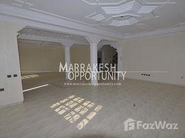 Marrakech Tensift Al Haouz Sidi Bou Ot location petite villa avec jardin route de casa 3 卧室 别墅 租