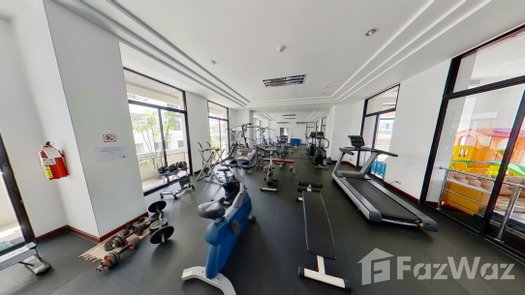 3D Walkthrough of the Communal Gym at Prime Mansion One