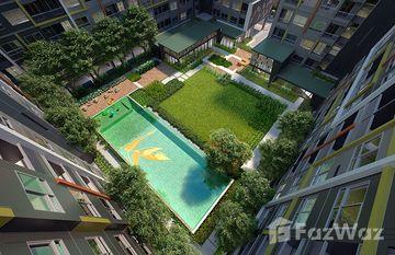 iCondo Greenspace Phatthanakan-Srinakarin in Suan Luang, Bangkok