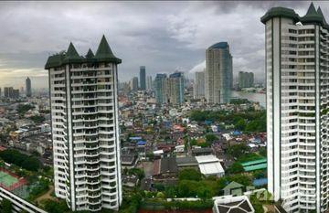 Tridhos City Marina in Bang Kho Laem, Bangkok
